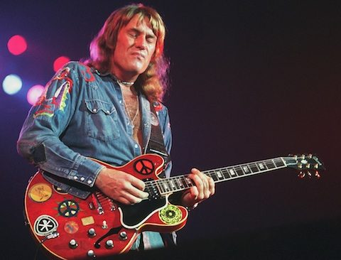 Alvin Lee interview - blues rock guitarist - Cliff Smith Guitar Lessons London